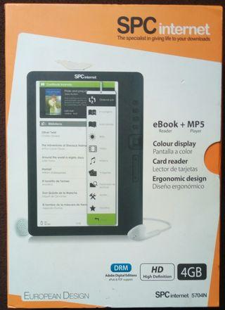 LIBRO EBOOK + MP5