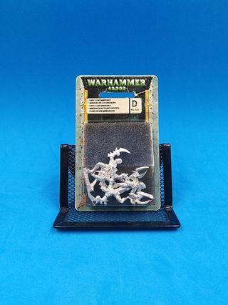 Blister Mandrágoras Eldars Oscuros Warhammer 40000