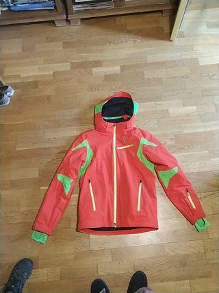 Abrigo de esquí Spyder
