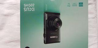 cámara de fotos compacta