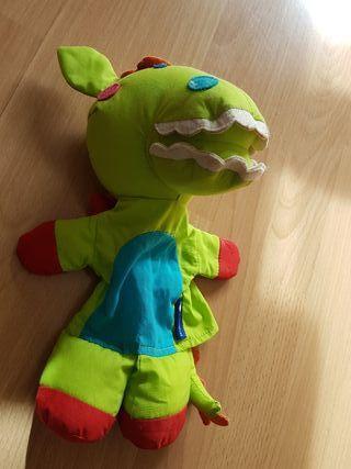 Marioneta Titella Dragón - Imaginarium
