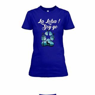 Camiseta Loba