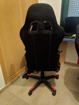 silla gaming dxracer