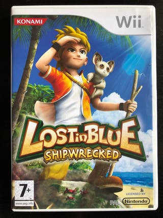 Lost in Blue Wii