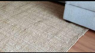 alfombra yute 100%