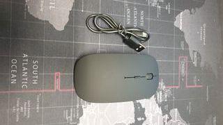 RATON DE OFICINA ULTRAFINO USB RECARGABLE NUEVO