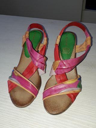 zapato sandalia mujer t37