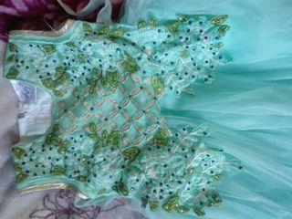 vestido de princessa
