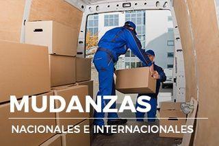 MUDANZAS INTERNACIONALES Y NACIONALES