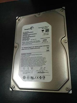 Disco duro hdd 320Gb 3,5 Sata