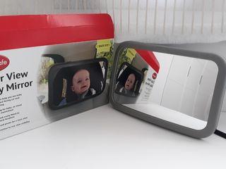 Espejo retrovisor Grande viajar a contra-marcha
