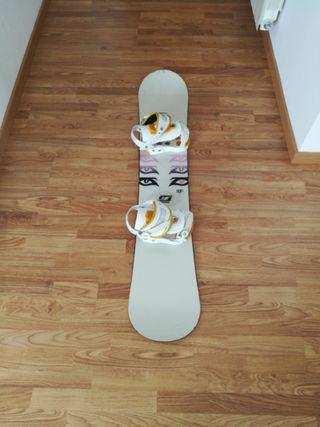TABLA SNOWBOARD NITRO 147cm
