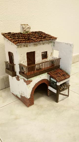 Casa artesanal para Belén