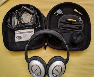 Auriculares Cascos Bose QuietComfort 2