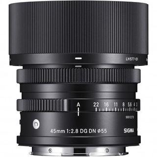 Objetivo Sigma 45mm f2.8 DG DN SONY E