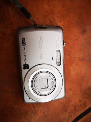 cámara de fotos digital CASIO URGE