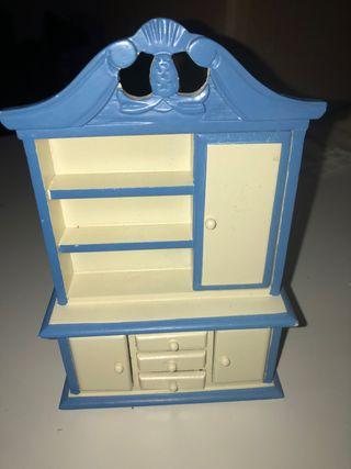 Mueble casa muñecas