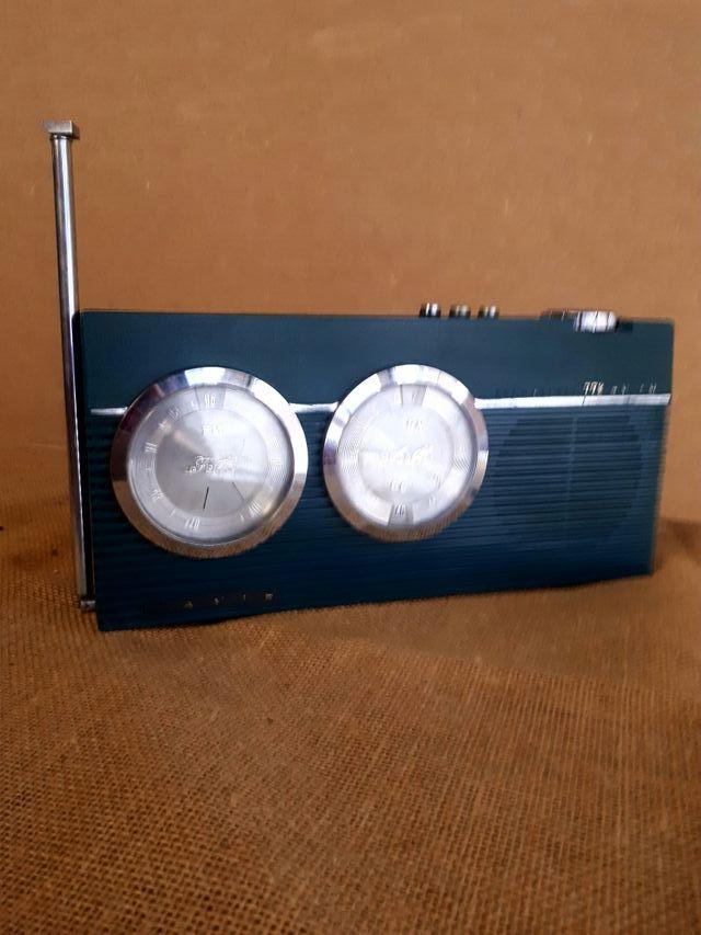 Radio antigua..