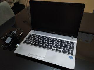 Portatil Samsung i3 3120m 500gb HDD 4 gb ram 15,6