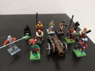 Warhammer imperiales