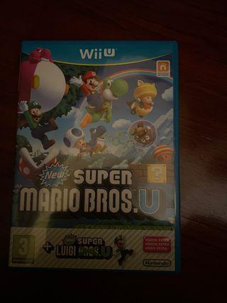 New Súper Mario Bros WII U
