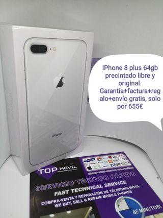 rebajado!! IPhone 8 plus 64gb