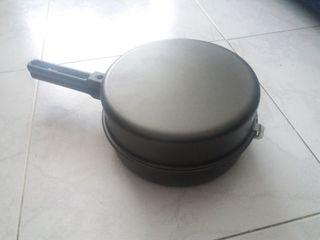 Sarten para tortilla x2