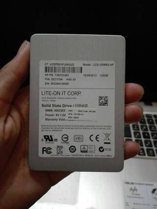 disco duro ssd de 125 gb