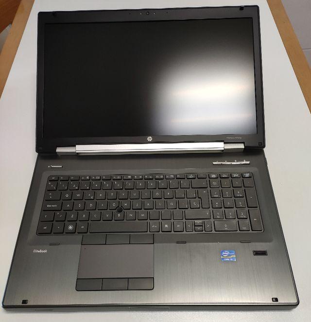 ¡LEER!Workstation portátil EliteBook 4G Regal USB