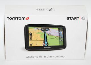 NAVEGADOR GPS TOMTOM START 42 MAPAS EUROPA