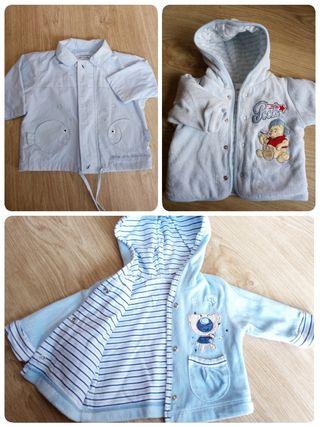 Pack Ropa bebé 0-3 meses