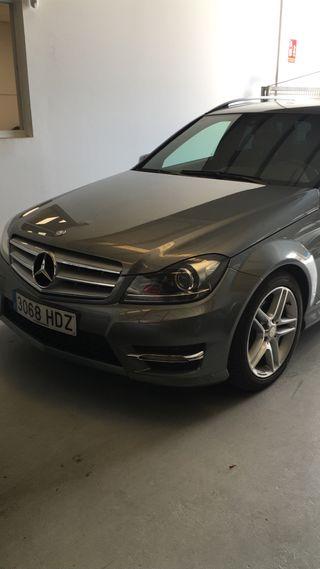 Mercedes-Benz Classe C (204) 2011