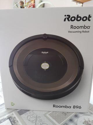 robot Roomba modelo 896