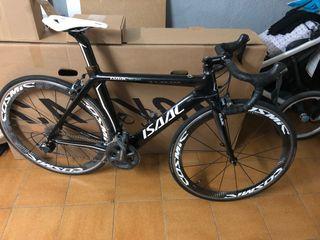 Bicicleta Isaac Meson 2011