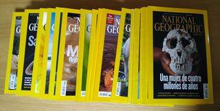 Revistas Nathional Geographic