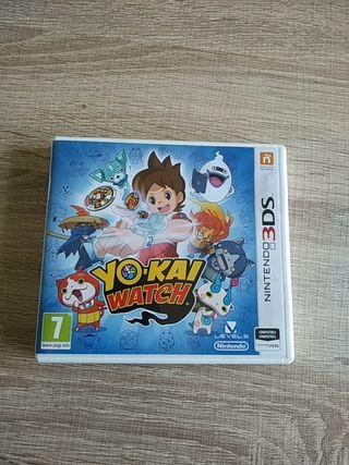 Yo Kai Watch 3ds