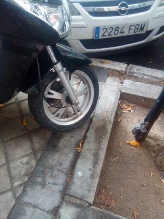 Despiece de Moto