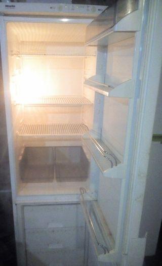 frigorífico combi Miele