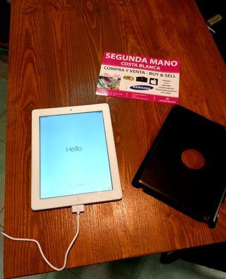 Apple ipad 2 blanco 16gb Simcard+wifi perfect