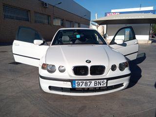 BMW 320 compact 2001