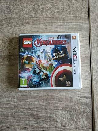 Lego Vengadores 3ds