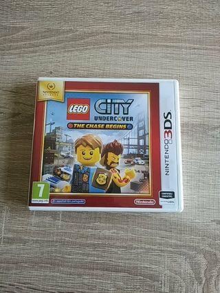 Lego City Nintendo 3DS