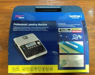 Impresora Rotuladora Pro BROTHER PTOUCH