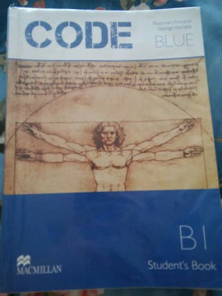 CODE BLUE STUDENTS BOOK