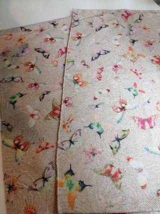 Alfombras habitación Zara Home Mariposas
