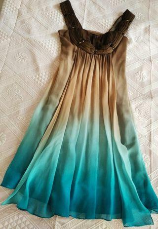 Vestido fiesta diseño