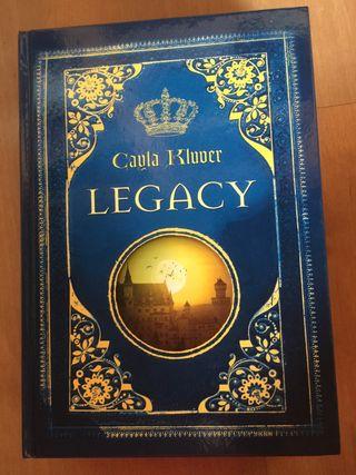 Legacy de Cayla Kluver