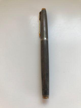 Pluma Estilográfica Parker 75 Sterling Silver Cise