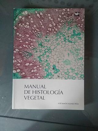 Manual de histología vegetal