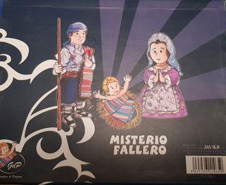 Figuras Belén Fallero